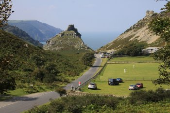 Best Exmoor Views, Lynmouth, Exmoor National Park