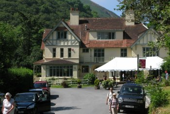 The Hunters Inn, Martinhoe and Woody Bay, Exmoor National Park