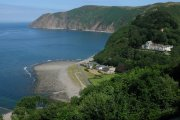 Millers at the Tors, Lynmouth, Exmoor National Park