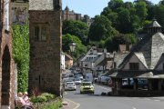 Luttrell Arms, Dunster, Exmoor National Park