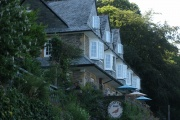 Chough's Nest Hotel, Lynton, Exmoor National Park
