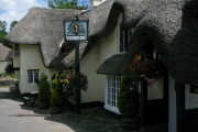 The Royal Oak Inn, Winsford, Exmoor National Park