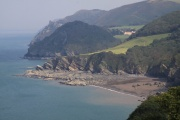 Best Exmoor Beaches, Minehead, Exmoor National Park