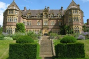 Knightshayes (National Trust), Dulverton, Exmoor National Park